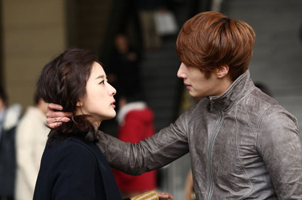 Kissing Jung Il Woo Caused Lee Chung Ah's Lips to Bleed?