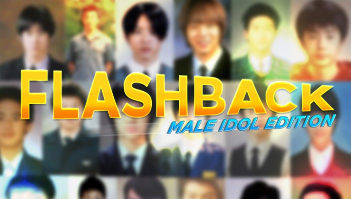 Male Idol Graduation Photos: Who Changed the Most?