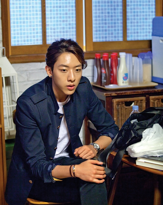 "CNBLUE's Lee Jung Shin to Cameo on ""You Rolled in Unexpectedly"""