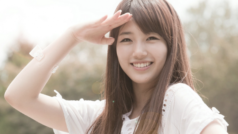 miss A's Suzy Has a Twin Sister?!