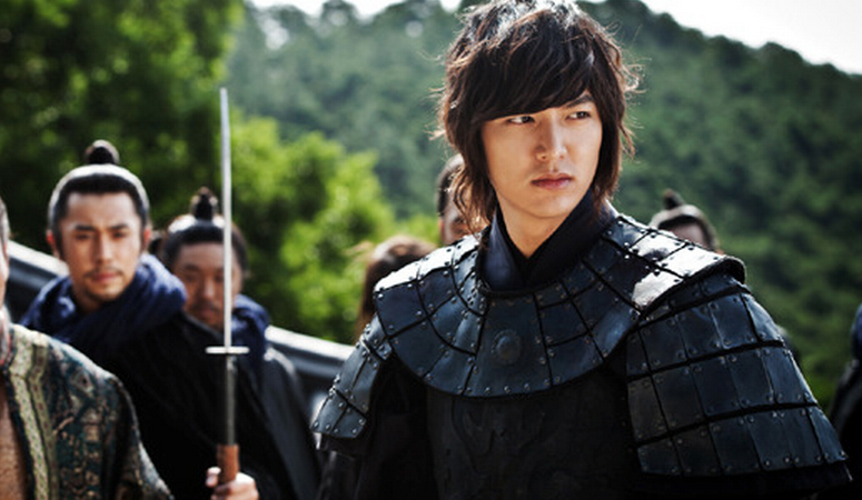 """Faith"" Teases with More Stills of Lee Min Ho"