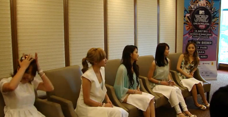Interview with Kara: Soompi at the Roundtable at MTV World Stage in Malaysia