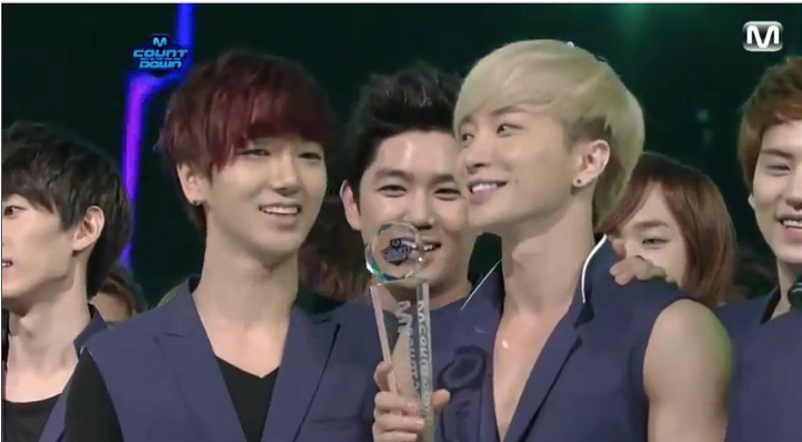 Mnet M! Countdown – July 19, 2012