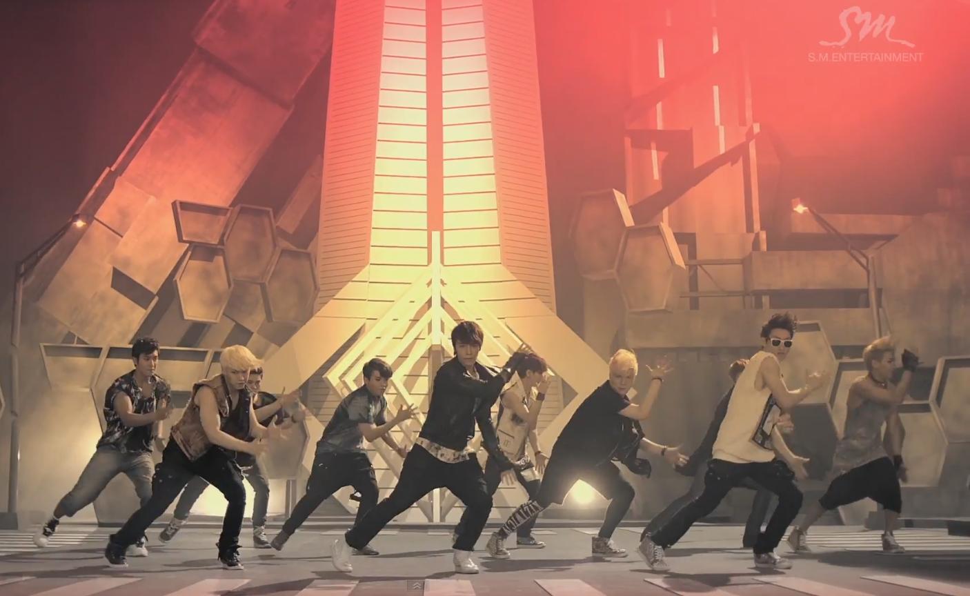 "Super Junior ""Sexy, Free & Single"" Still 01"