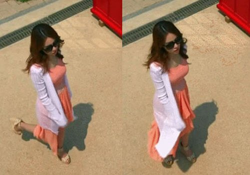 Yoo In Na Shows Off Her Voluptuous Body