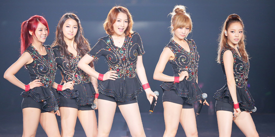 Kara Sells Over a Million Total Singles in Japan
