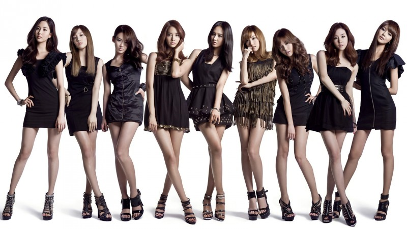 Girls' Generation's Postage Stamps Set to Be Released