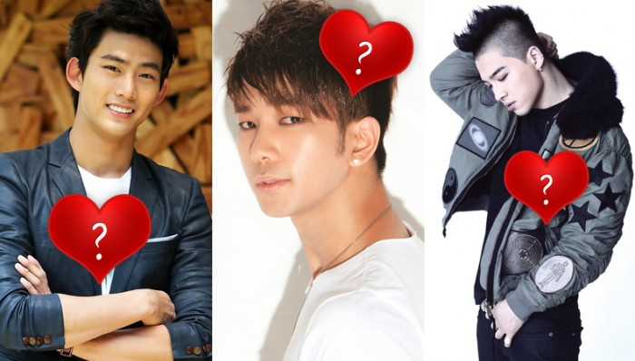 Male Idols and Their Ideal Types