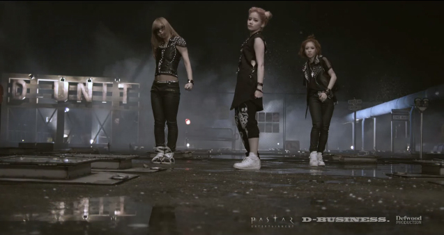 "New Girl Group D-Unit Releases Debut MV for ""I'm Missin' You"""
