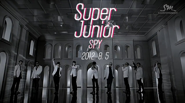 "Super Junior Performs ""SPY"" for Music Core Comeback"