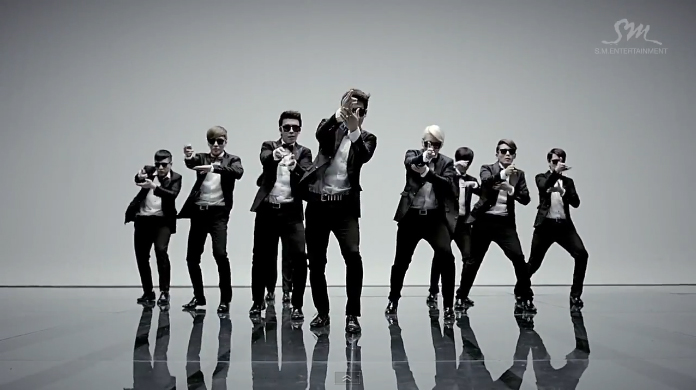 "Super Junior Releases Music Video for ""SPY"""