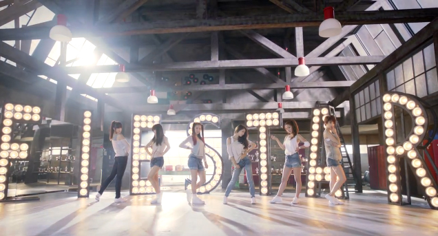 "LOEN Entertainment's New Girl Group FIESTAR Releases Debut MV for ""Vista"""