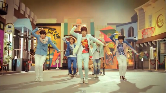 "B1A4 Releases MV for Second Japanese Single ""Baby Good Night"""