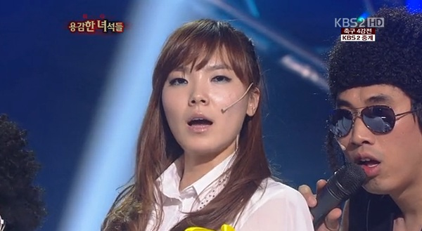 Shin Bo Ra Takes Jab at 2PM's Nichkhun and T-ara