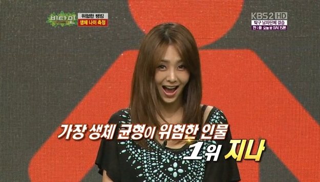 G.NA Warned of Serious Health Problems