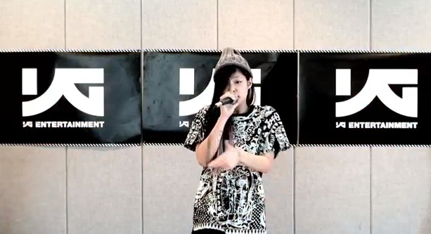 YGE Reveals Sick Freestyle Video of Jennie Kim – Is She the Next CL?