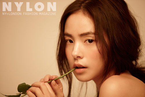 """Min Hyo Rin Is Purely Sexy In """"Nylon"""" Pictorial"""