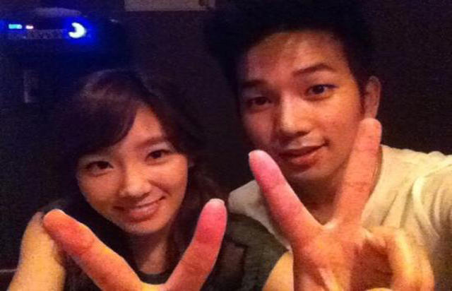 Friends Girls Generation's Taeyeon and MBLAQ's G.O Reunite