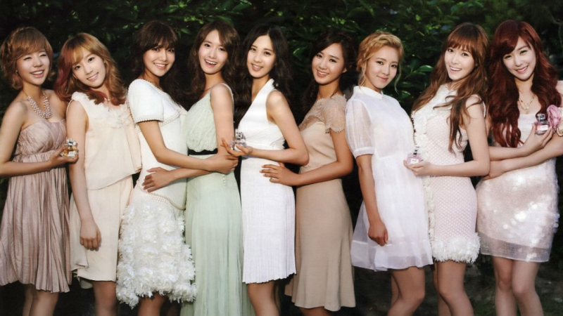 Girls' Generation Thanks SONEs for Five Great Years