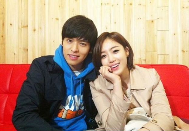 "T-ara's Eunjung and Lee Jang Woo to Leave ""We Got Married"""