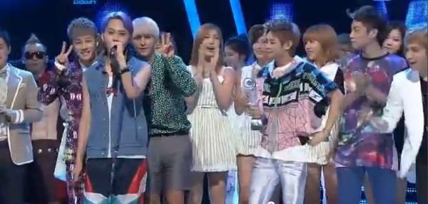 Mnet M! Countdown 300th Episode Special – August 2, 2012