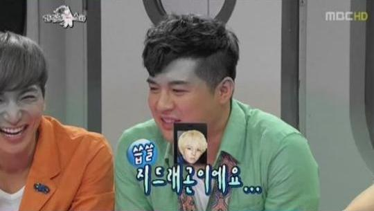 Super Junior's Shindong Talks About His Girlfriend, G-Dragon and Comforting Kangin