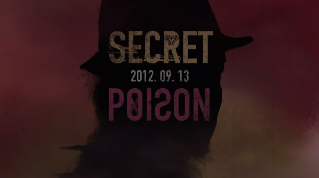 "Secret Releases MV Teaser for ""Poison"""