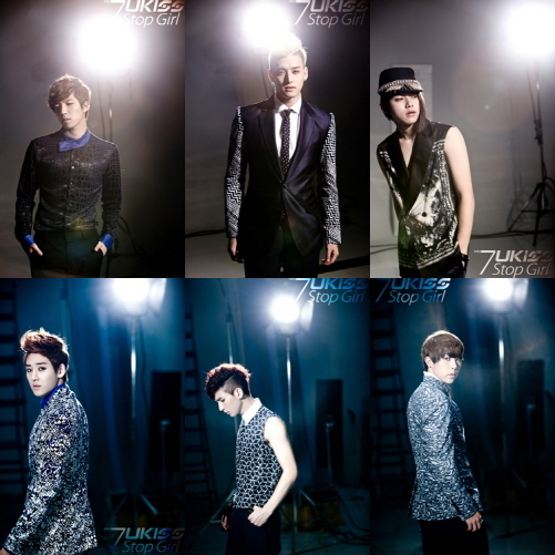 U-KISS to Release New Mini Album Next Week, Reveals Member Teaser Pictures