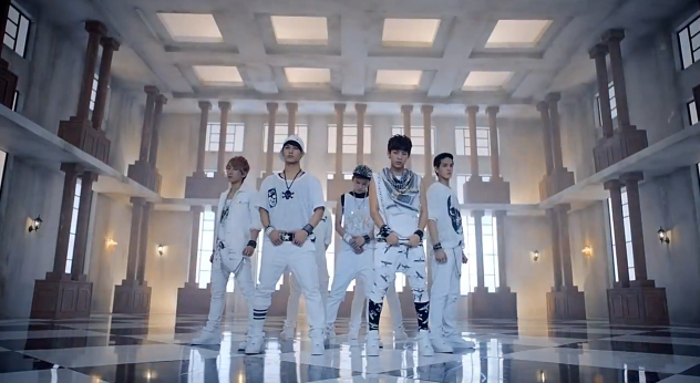 "BTOB Releases Dance Version MV for ""WOW"""
