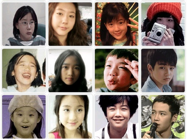 Child Actors: Then and Now