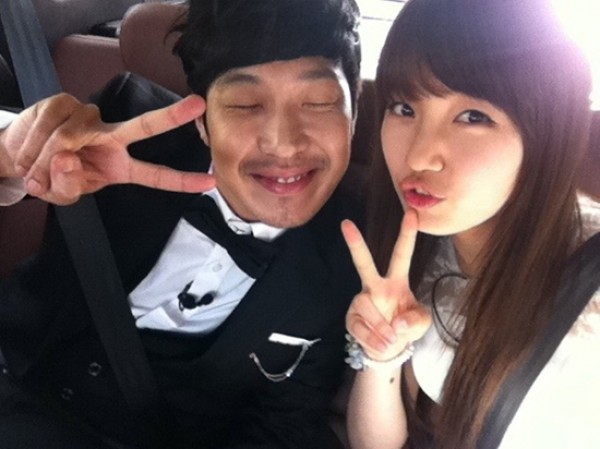 "miss A's Suzy: ""Haha, You Have My Permission to Get Married"""