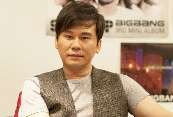 "Yang Hyun Suk: ""For Psy's American Debut, Money Isn't the Main Concern"""