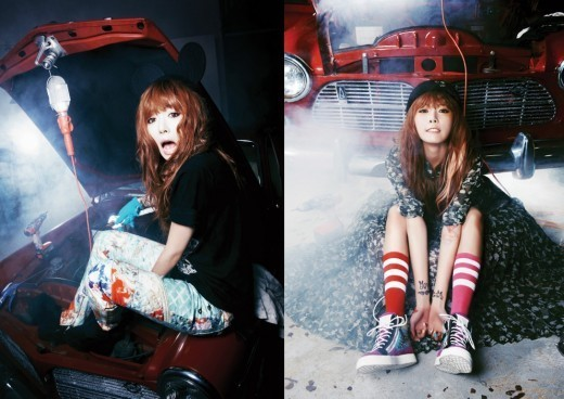"HyunA's Upcoming Track ""Very Hot"" Is Banned By KBS and MBC"
