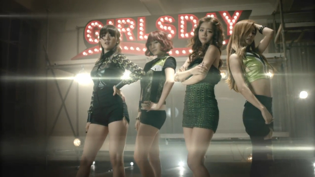 "Girl's Day Releases Comeback MV ""Don't Forget Me"""