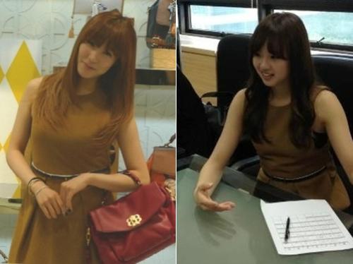 Who Wore It Better: Girls' Generation's Tiffany vs. Son Yeon Jae