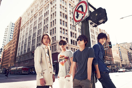 CNBlue to Hold Fourth Solo Concert Next Month in Seoul