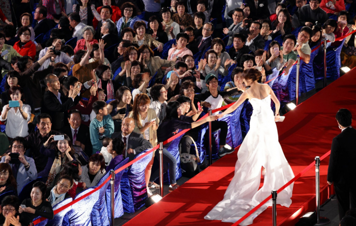 Hot or Not: Red Carpet Fashion at the 17th Annual Busan International Film Festival