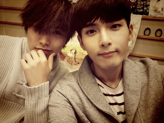 Sung Min and Ryeo Wook