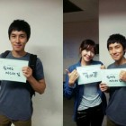 """Shinhwa's Kim Dong Wan Successfully Finishes First Script Reading for """"Cheer Up, Mr. Kim"""""""