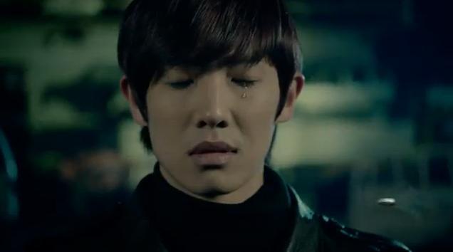 lee joon cry