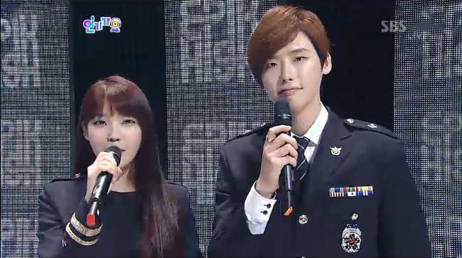 SBS Inkigayo 11.04.12