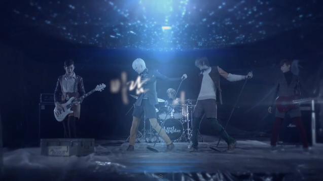 "LEDApple Releases MV Teaser for ""Let The Wind Blow"""