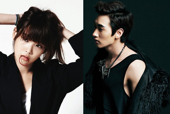 Netizens React to IU and Super Junior Eunhyuk's Twitter Photo