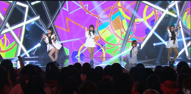 "miss A Has Goodbye Stage for ""I Don't Need A Man"" on Music Core"