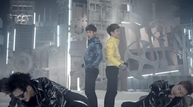 """DBSK Releases MV Teaser for """"Humanoids"""""""