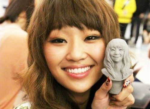 """Interview with Sistar's Hyorin Part 1: """"I'm 22 Year Old Kim Hyo Jung"""""""