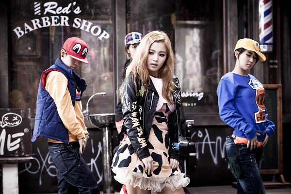 "Lee Ha Yi Tops K-Pop Billboard Chart + Snags Trophy ""M! Countdown"""