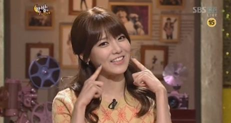 Girls' Generation's Sooyoung Shares the Latest Aegyo Trend