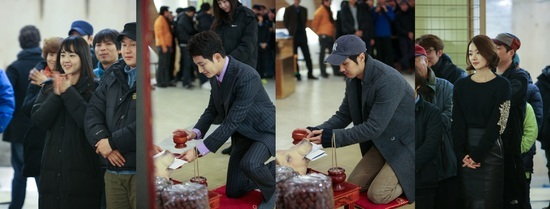 "Upcoming Drama ""Alice in Cheongdamdong"" Holds Ritual Ceremony"