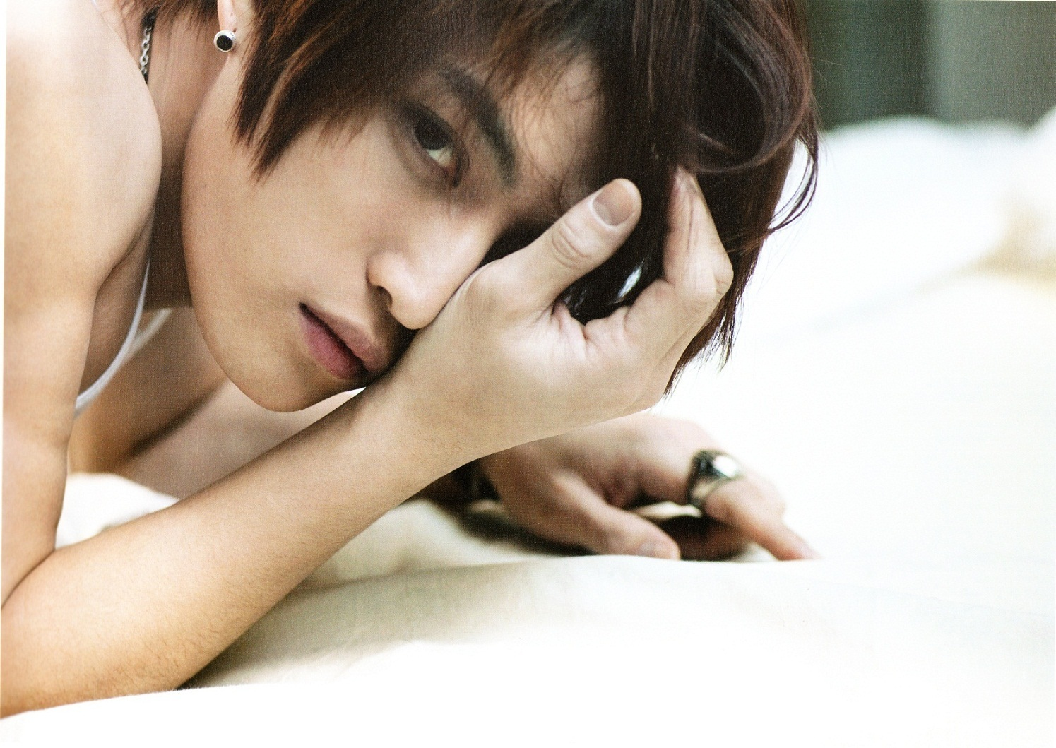 """JYJ Jaejoong's Movie """"The Jackal Is Coming"""" Is Based Off His Own Life?"""